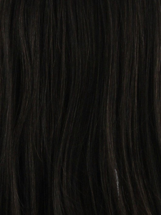 CAPPUCCINO | Medium Chestnut Brown swirled with Dark Chestnut Brown