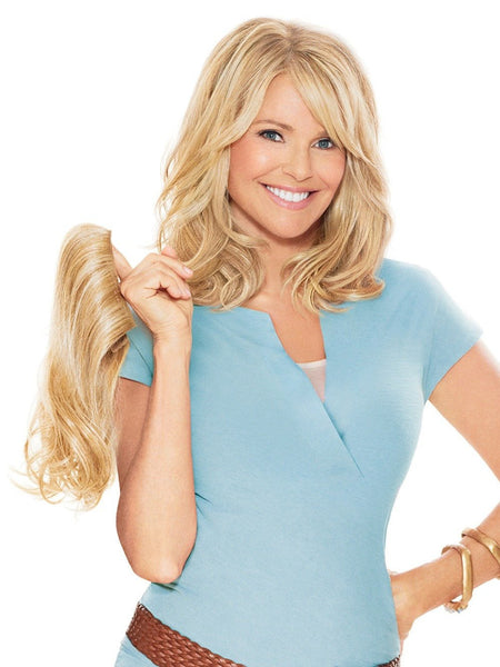 12 Quot Hair Extension By Christie Brinkley Clip Ins Wigs Com