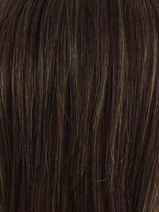 CHOCOLATE-CARAMEL | Medium Brown with Soft Red and Blonde highlights