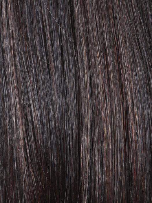 CAPPUCCINO WITH CHERRY | Dark Brown with Cherry Accents