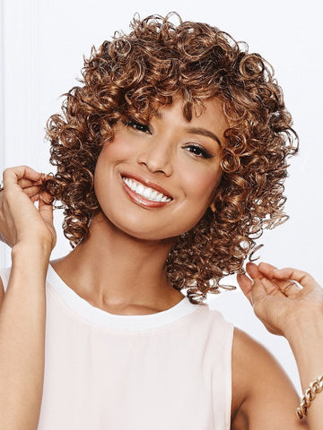 Glorious well-behaved curls – the kind you've always wished for!