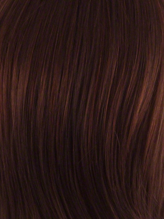 33/32 DARK RED | Auburn with Brighter Red highlights