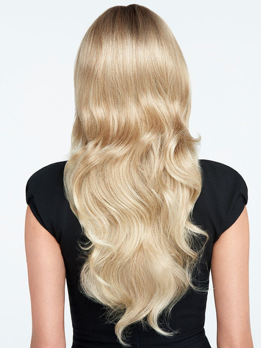 SS14/88 SHADED GOLDEN WHEAT | Medium Blonde Streaked With Pale Gold Highlights Dark Brown with Subtle Warm Highlights