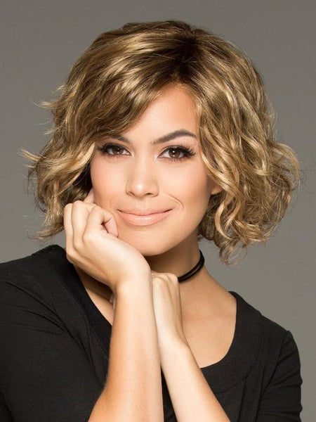 Short Lace Front Wig by Eva Gabor