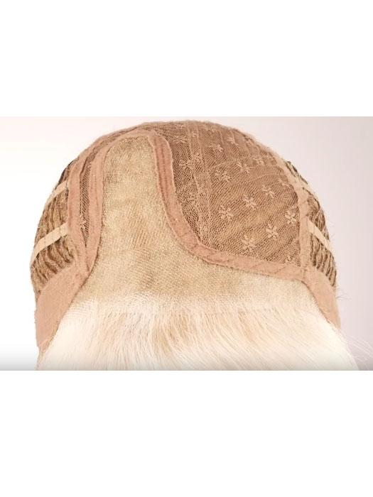 Monofilament Part, Lace Front