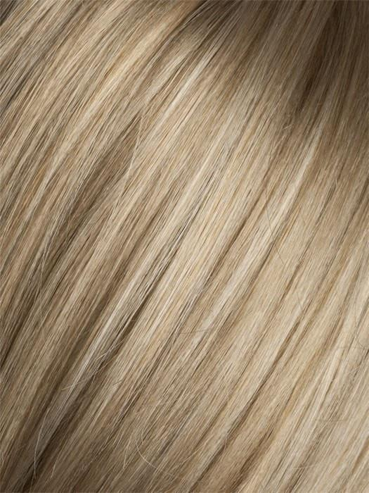 Color CHAMPAGNE-MIX = Light Beige Blonde, Medium Honey Blonde, and Platinum Blonde blend
