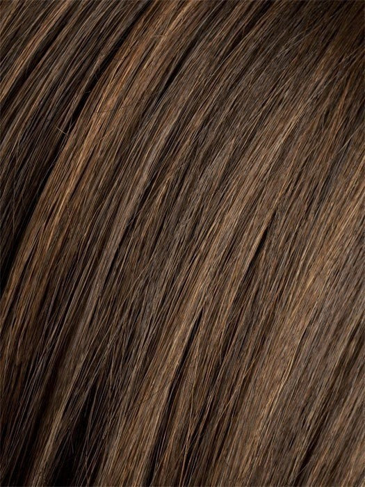 CHOCOLATE-MIX | Medium to Dark Brown base with Light Reddish Brown highlights