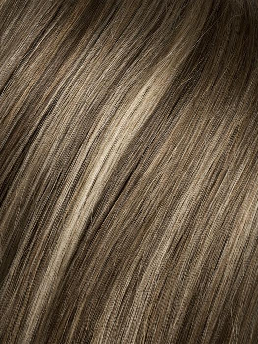 DARK SAND-MIX | Dark Brown, Medium Honey Blonde, and Light Golden Blonde blend