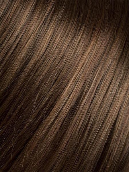 HOT-CHOCOLATE-MIX | Medium Brown, Reddish Brown, and Light to Medium Auburn blend