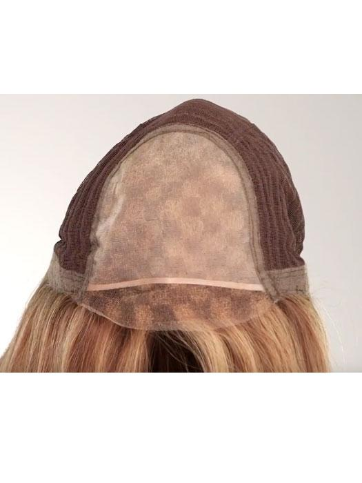 Monofilament Top, Lace Front