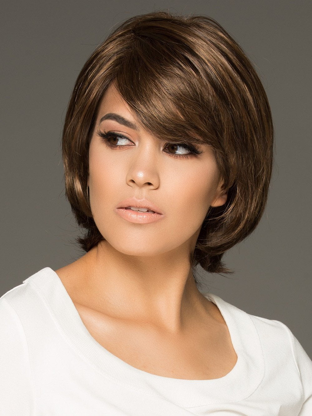 SHEILA by Envy in 10 MEDIUM BROWN | Medium Brown with natural highlights