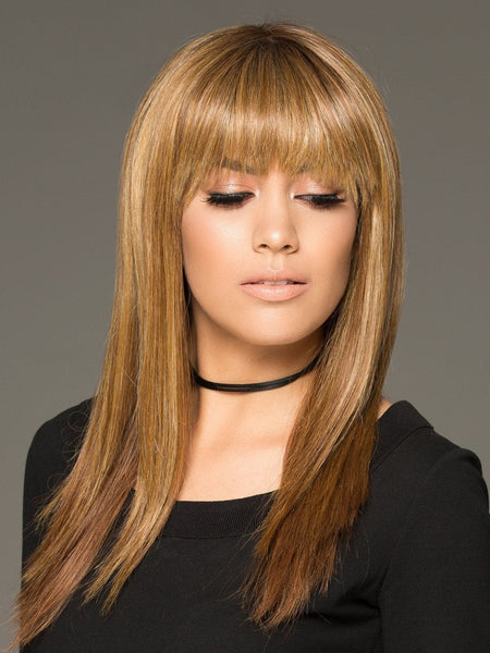 Taryn Wig By Envy Synthetic Human Hair Blend Wigs Com