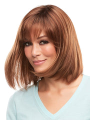 The SmartLace front and monofilament top provide the look of natural hair growth with easy wear ability