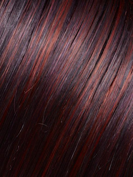 Another Gallery of Five Simple (But Important) Things To Remember About Red  Violet Hair Color | red violet hair color