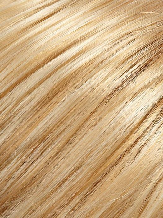 FS613/24B Honey Syrup | Honey Blonde w/ Warm Platinum Blonde Highlights
