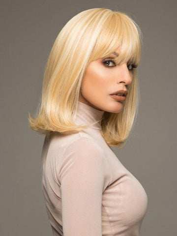 CLASSIC PAGE by Forever Young in 24B/613 | French Vanilla Blonde highlighted with Butterscotch Creme Blonde