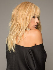 The monofilament top provides multi-directional styling and looks like natural hair growth