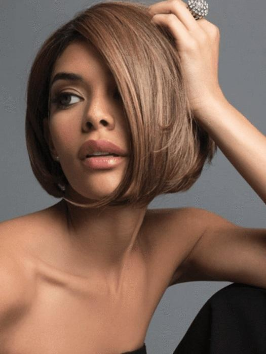 Fabulous by Revlon introduces this chin-length bob that will demand attention.