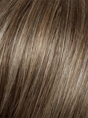 G10+ NUTMEG MIST | Light Neutral Brown base with a Dark Blonde Highlight on Top and Brown Nape