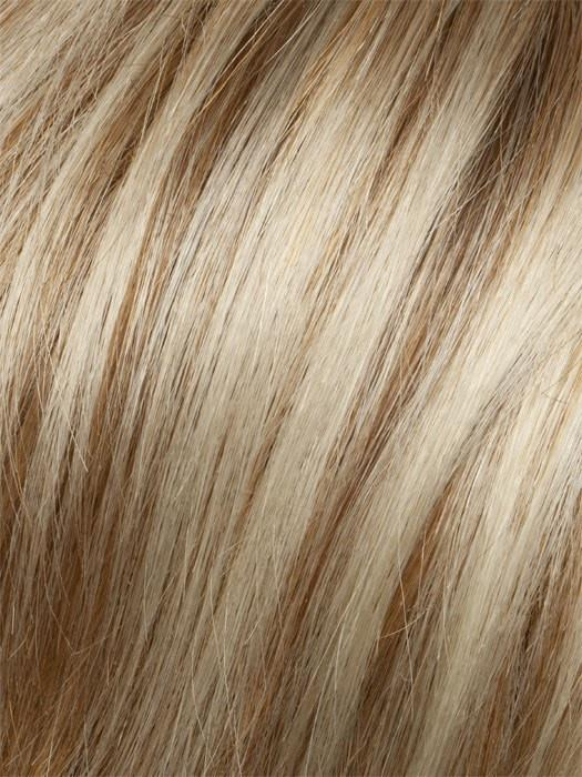 G15+ BUTTERED TOAST MIST | Warm Blonde with Pale Highlights on Top