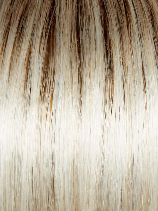 GL23-101SS SUN-KISSED BEIGE | Dark golden blonde base blends into multi-dimensional tones of lightest beige blonde