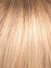 GINGER BLONDE TWIST | Light Blonde Blended with Light Red Tones, and Medium Brown Root