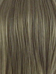 GINGER CREAM | Dark Beige Blonde underneath highlighted on top with Light Beige Blonde