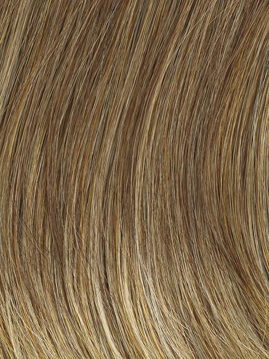 GL11-25 HONEY PECAN | Darkest Blonde with Pale Gold highlights