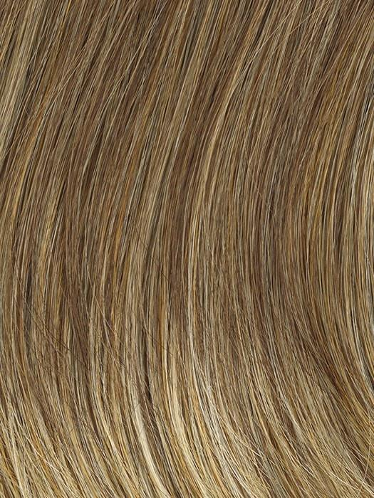 GL 11/25 HONEY PECAN | Darkest Blonde with Pale Gold Highlights