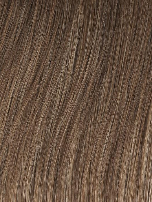 GL12/16 GOLDEN WALNUT | Dark Blonde with cool Highlights