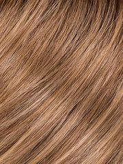 GL15-26SS SS BUTTERED TOAST | Chestnut brown base blends into multi-dimensional tones of medium brown and golden blonde.
