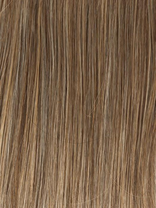 GL15/26 BUTTERED TOAST | Medium Blonde with Light Blonde Highlights