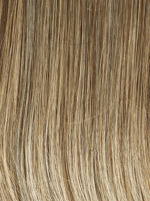 GL15-26 BUTTERED TOAST | Medium Blonde with Light Blonde Highlights