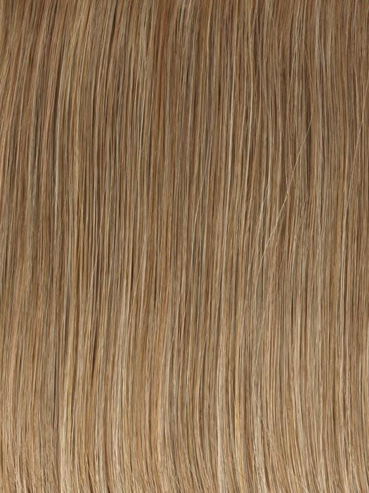 GL16/27 BUTTERED BUSCUIT |  Medium Blonde with Light Gold highlights