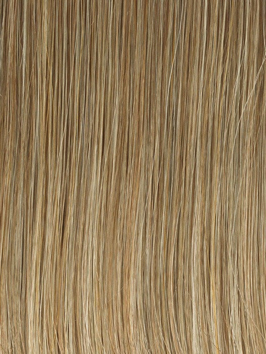 GL16/27 BUTTERED BISCUIT | Medium Blonde with Light Gold Highlights