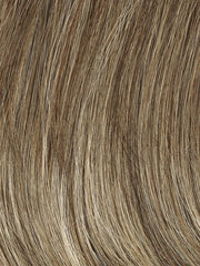 GL18/23 TOASTED PECAN | Ash Brown with Cool Blonde Highlights