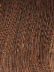 GL29-31 - Rusty Auburn - Medium Auburn w/subtle Ginger highlights