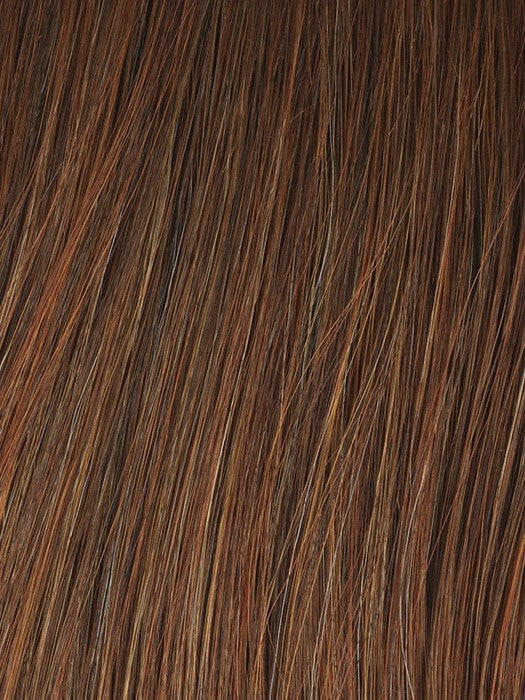 GL 29/31 RUSTY AUBURN | Medium Auburn with Subtle Ginger Highlights