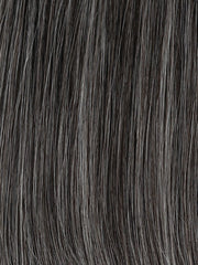 GL44/51 SUGARED CHARCOAL | Darkest Brown with 50% Silver Grey