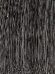 GL44-51 SUGARED CHARCOAL | Darkest Brown with 50% Silver Grey