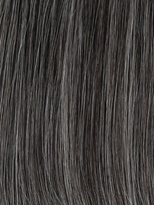 GL 44-51 SUGARED CHARCOAL | Darkest Brown with 50% Silver Grey