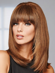 The Perfect Human Hair Topper, get a lot of volume in little time, easy to apply!