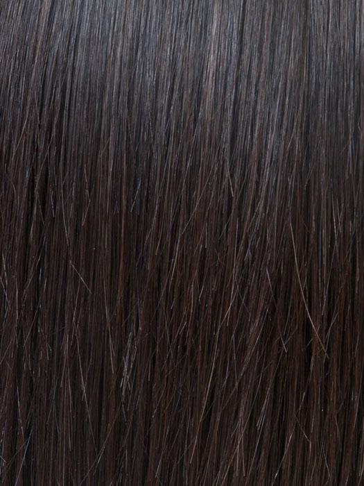 GINGER | Medium Dark Brown with Hint of Auburn Brown