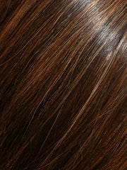 FS4/33/30A MIDNIGHT COCOA from Jon Renau's Human Hair Chocolate Collection