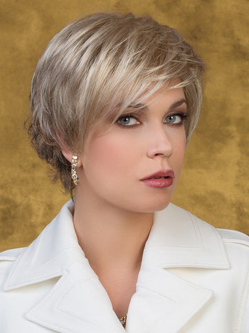 JOY Wig by Ellen Wille in PASTEL BLONDE ROOTED