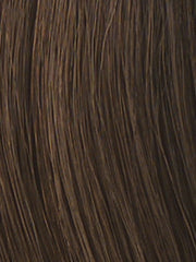 HT10 | Rich Medium Brown with Subtle Golden Brown Highlights