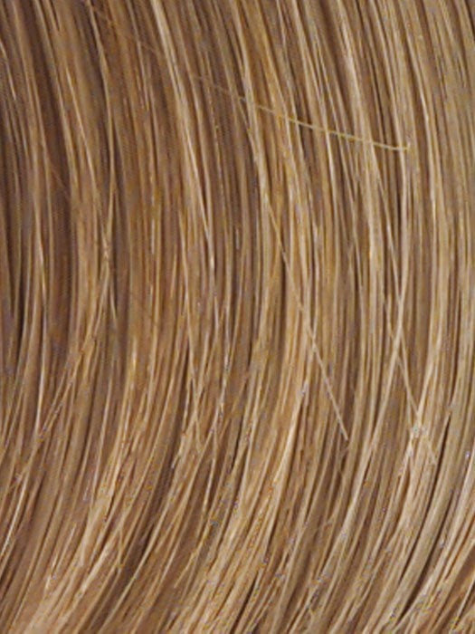 HT14/25 | Dark Blonde Evenly Blended with Ginger Blonde
