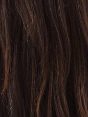 I-HEART-EXPRESSO | Medium Brown and Light Chestnut Brown mixed with highlight of Dark Auburn and Amber