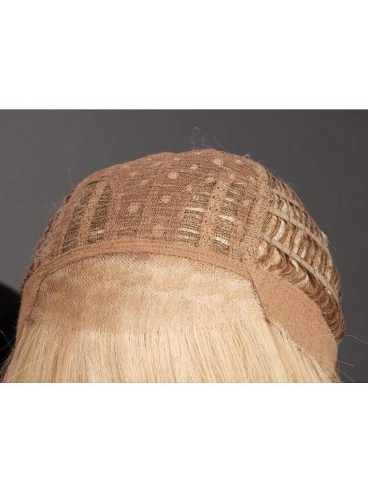 Capless, Lace Front