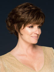 DIANA WIG by Louis Ferre in 8/30 | Toasted Brown